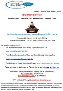 Attorney panel 10-22-14